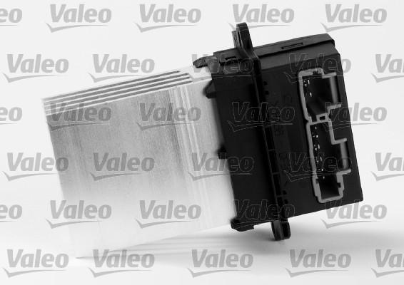 Servo moteur de ventilateur de chauffage VALEO 509355 (X1)