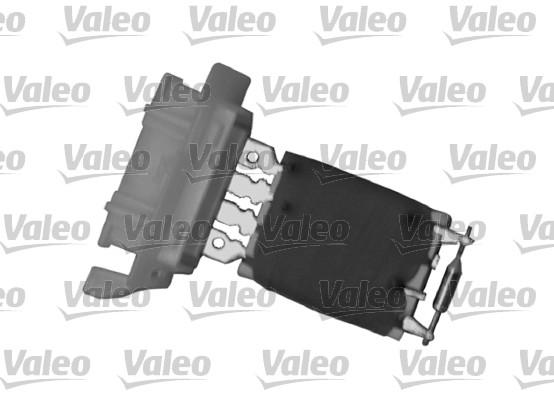 Resistance moteur de ventilateur de chauffage VALEO 509405 (X1)