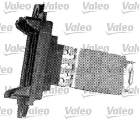 Servo moteur de ventilateur de chauffage VALEO 509510 (X1)