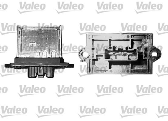 Resistance moteur de ventilateur de chauffage VALEO 509599 (X1)