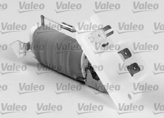 Resistance moteur de ventilateur de chauffage VALEO 509730 (X1)