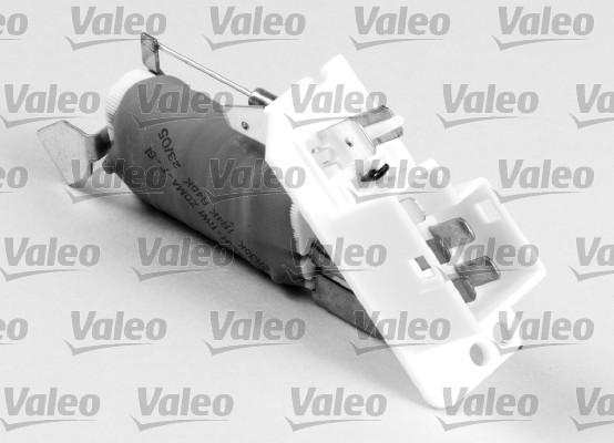 Resistance moteur de ventilateur de chauffage VALEO 509732 (X1)