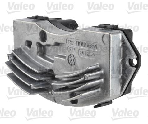 Servo moteur de ventilateur de chauffage VALEO 509869 (X1)