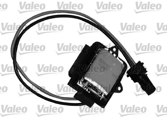 Resistance moteur de ventilateur de chauffage VALEO 509886 (X1)