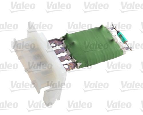 Resistance moteur de ventilateur de chauffage VALEO 509894 (X1)