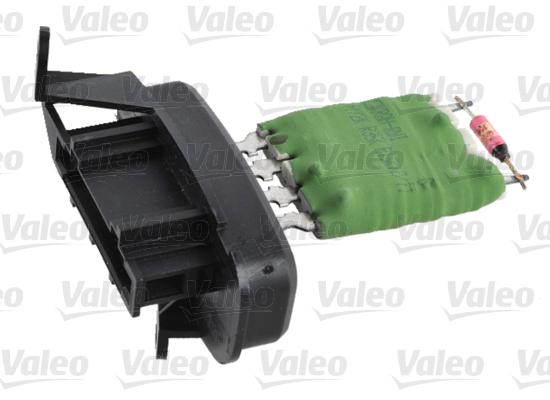 Resistance moteur de ventilateur de chauffage VALEO 515080 (X1)