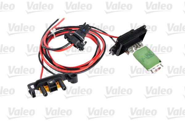 Resistance moteur de ventilateur de chauffage VALEO 515081 (X1)