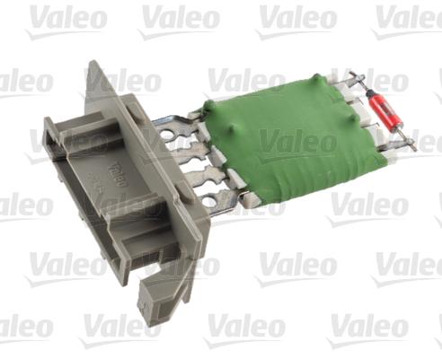 Resistance moteur de ventilateur de chauffage VALEO 515096 (X1)