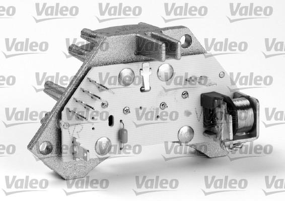 Servo moteur de ventilateur de chauffage VALEO 698032 (X1)