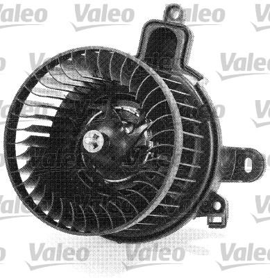 Chauffage et climatisation VALEO 698044 (X1)