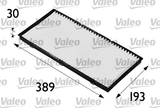 Filtre d'habitacle VALEO 698174 (X1)