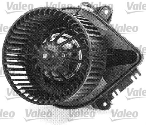 Chauffage et climatisation VALEO 698281 (X1)