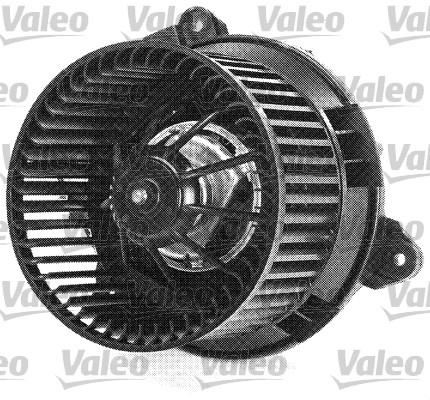 Chauffage et climatisation VALEO 698325 (X1)