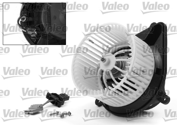 Chauffage et climatisation VALEO 698329 (X1)