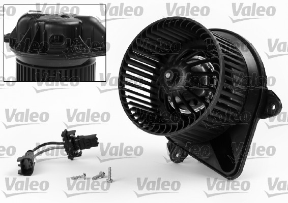 Chauffage et climatisation VALEO 698364 (X1)
