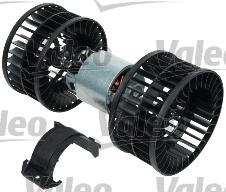 Chauffage et climatisation VALEO 698437 (X1)