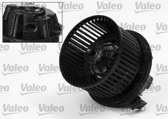 Chauffage et climatisation VALEO 698754 (X1)