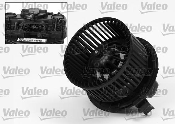 Chauffage et climatisation VALEO 698755 (X1)