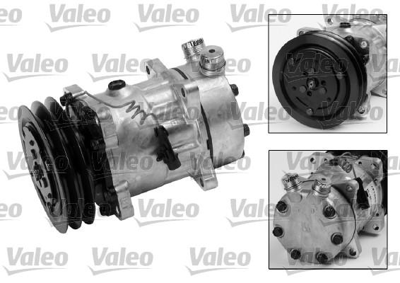Compresseur VALEO 699147 (X1)