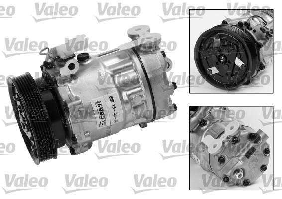 Compresseur VALEO 699315 (X1)