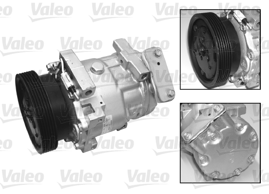 Compresseur VALEO 699414 (X1)