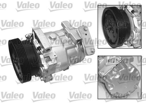 Compresseur VALEO 699914 (X1)