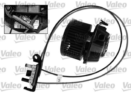 Chauffage et climatisation VALEO 715071 (X1)