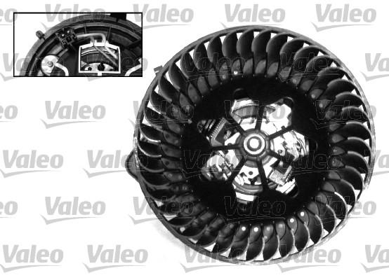 Chauffage et climatisation VALEO 715074 (X1)