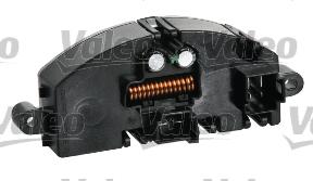 Servo moteur de ventilateur de chauffage VALEO 715289 (X1)
