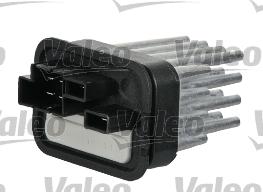 Servo moteur de ventilateur de chauffage VALEO 715291 (X1)
