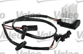 Servo moteur de ventilateur de chauffage VALEO 715292 (X1)