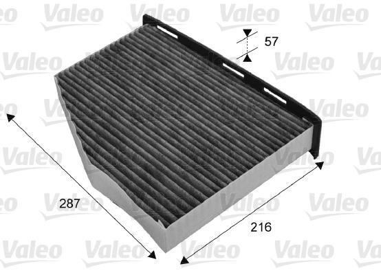 Filtre d'habitacle VALEO 715665 (X1)