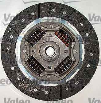 Kit d'embrayage VALEO 801348 (X1)