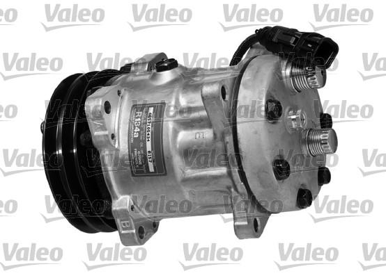 Compresseur VALEO 813022 (X1)