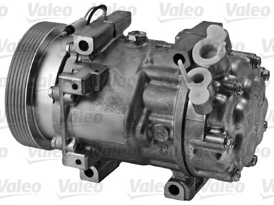 Compresseur VALEO 813198 (X1)
