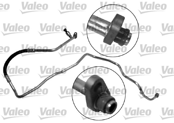 Flexible de climatisation VALEO 818517 (X1)