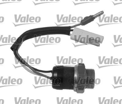 Interrupteur de temperature, ventilateur de radiateur VALEO 819828 (X1)