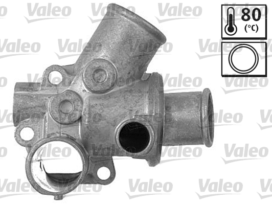 Thermostat/calorstat VALEO 819964 (X1)