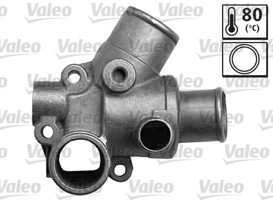 Thermostat/calorstat VALEO 820407 (X1)