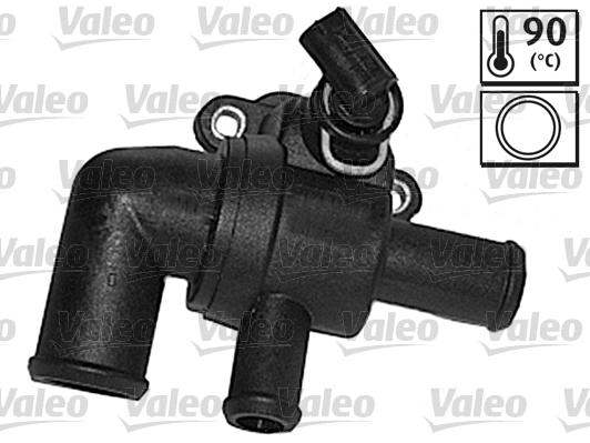 Thermostat/calorstat VALEO 820970 (X1)