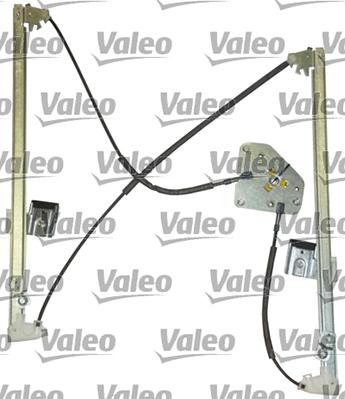 Mecanisme de leve vitre VALEO 851134 (X1)