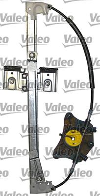 Mecanisme de leve vitre avant VALEO 851140 (X1)