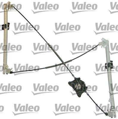 Mecanisme de leve vitre VALEO 851148 (X1)