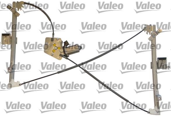 Mecanisme de leve vitre VALEO 851152 (X1)