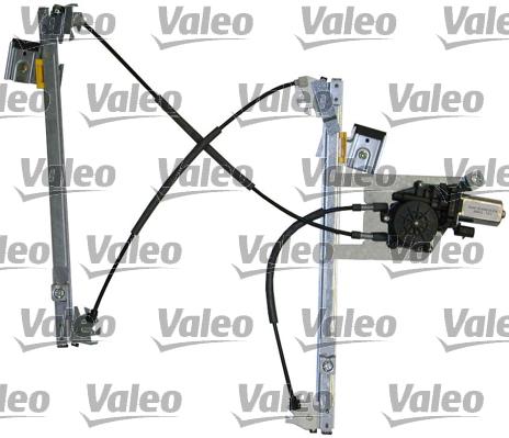 Mecanisme de leve vitre VALEO 851172 (X1)
