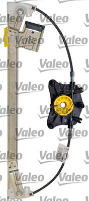 Mecanisme de leve vitre VALEO 851176 (X1)