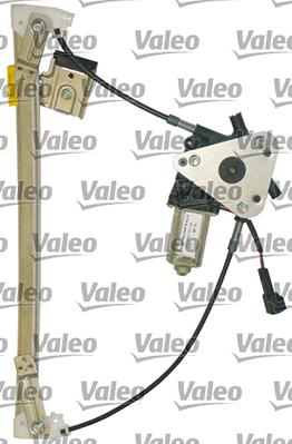 Mecanisme de leve vitre VALEO 851178 (X1)