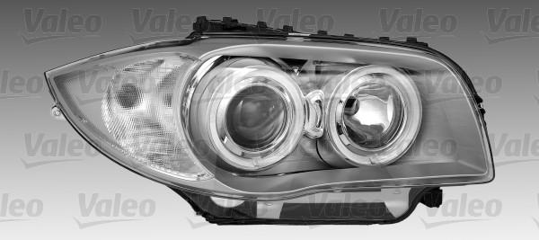 Optiques et phares VALEO 043911 (X1)