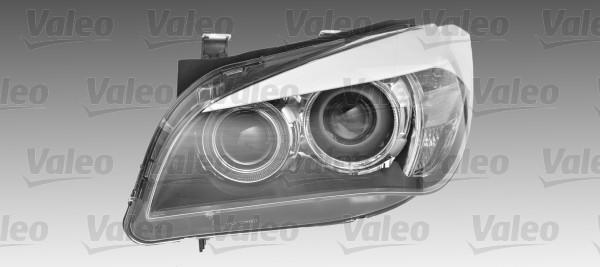 Optiques et phares VALEO 044299 (X1)