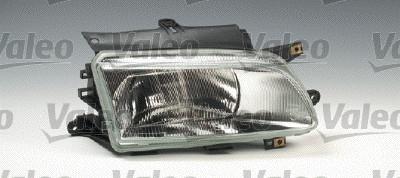 Optiques et phares VALEO 086380 (X1)